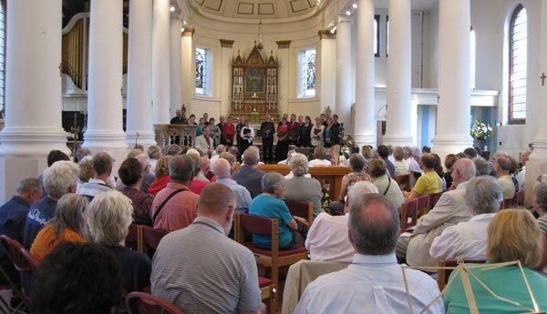 Concerts and Organ Recitals - What's On at Holy Trinity Gosport