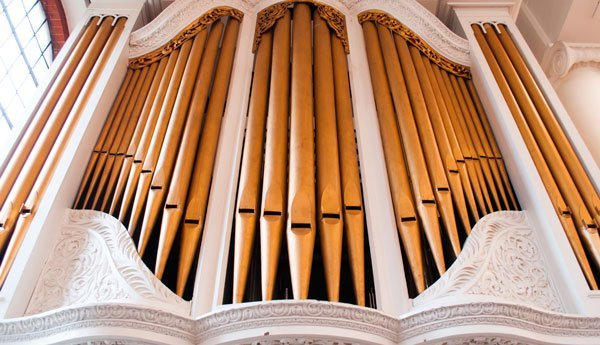 Handel Organ
